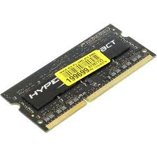<b>Модуль памяти</b> Kingston <b>HyperX Impact</b> LV SO-DIMM DDR3 DIMM ...
