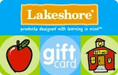 Buy Lakeshore Learning Store Gift Cards | GiftCardGranny