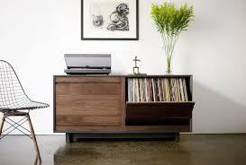 AERO 51u0026quot LP Storage Cabinet  Vinyl Me Please