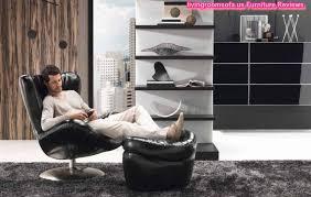 black living room furniture chair ottoman wall unit carpet black modern living room furniture