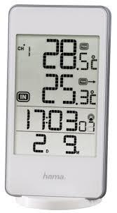 метеостанция цифровая <b>Hama EWS-840 white</b> по самой ...