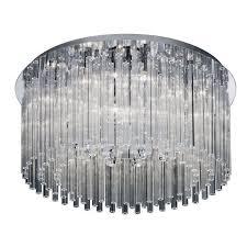 <b>Люстра</b> потолочная <b>Ideal lux ELEGANT</b> PL12 019468 - купить
