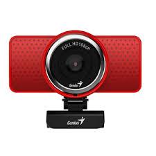 <b>Веб</b>-<b>камера Genius ECam 8000</b> красный купить в Томске по ...