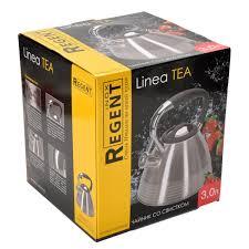<b>Чайник Regent inox</b> Теа 93-<b>TEA</b>-33, 3 л в Новороссийске – купить ...