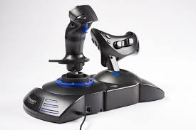<b>Джойстик Thrustmaster T Flight Hotas</b> 4 Ace Combat 7 Skies ...