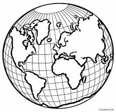 Small Picture Printable Earth Coloring Pages For Kids Cool2bKids