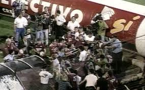 Leão e Doriva lembram batalha campal no Lanús x Atlético-MG de 1997: