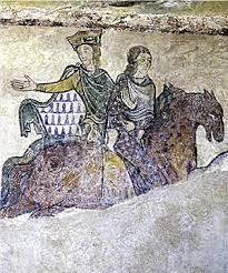 Risultati immagini per eleonora d'aquitania e enrico ii