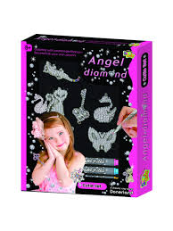 <b>Игровой набор</b> для создания украшений <b>Angel Diamond</b> Cutie Set ...