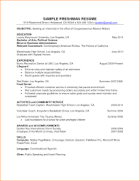 freshman resume format cipanewsletter 10 freshman college resume format invoice template