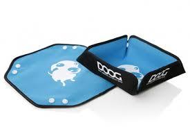 Купить <b>миска</b> для собак дорожная <b>складная</b> DOOG 300мл, синяя ...