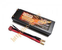 <b>Аккумулятор VANT Battery LiPo 7.4</b>V 2S 100C 8000mAh ...
