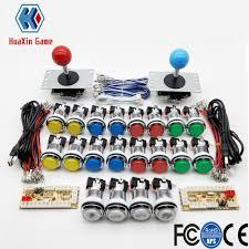 Online Shop <b>Arcade Joystick DIY Kit</b> Zero Delay <b>Arcade DIY Kit</b> USB ...