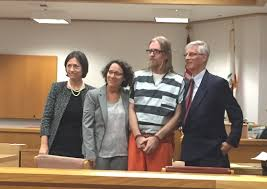 ncip client larry pohlschneider exonerated santa clara law from left ncip legal director linda starr ncip assistant legal director maitreya badami