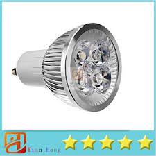 <b>10x</b> GU10 12W 4x3W <b>Led Lamp</b> 85V-265 <b>Spotlight High</b> Power <b>Led</b> ...