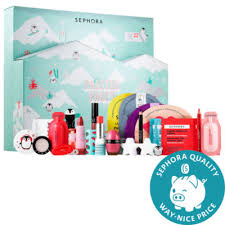 <b>SEPHORA COLLECTION Frosted Party</b> Advent Calendar ($71.00 ...
