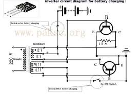 easy homemade  watt power inverter    vdc to vac  ups   do    download inverter circuit diagram