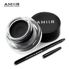 AMIIR Eye Liner <b>Black Waterproof Eyeliner</b> Gel Professional <b>Beauty</b> ...
