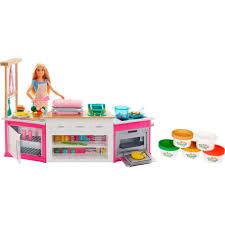 <b>Игровой набор Mattel</b> Barbie Супер кухня с куклой