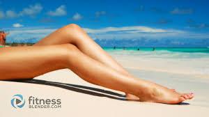 <b>Thigh Slimming</b> Exercises: How to <b>Slim</b> Down <b>Thighs</b> | Fitness Blender