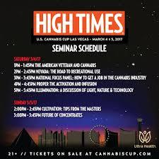 las vegas cannabis cup seminar schedule
