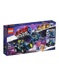 <b>LEGO</b>   <b>LEGO Movie</b> 2 Rex's Rex-treme Offroader! <b>70826</b>   MYER