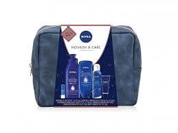 NIVEA <b>5</b>-<b>Piece</b> Luxury Collection Gift Set with Travel <b>Bag</b> only ...