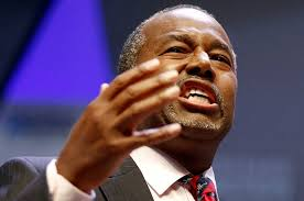 Image result for ben carson angry