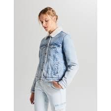 <b>Джинсовые</b> куртки - <b>Верхняя одежда</b> - Fit guide - Женщины