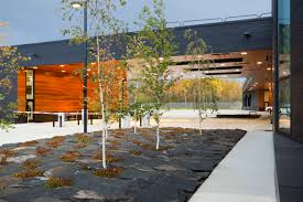 designers help your country landscape architecture magazine u s land port of entry warroad minnesota landscape by coen partners