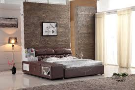 chinese bedroom furniture leather bed frame with drawers 0414 b812 chinese bedroom furniture
