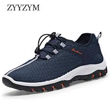 <b>ZYYZYM</b> Spring Summer <b>Men</b> Casual Shoes <b>Mesh</b> Ventilation ...