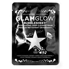 <b>Glamglow Bubblesheet</b> Oxyganating Deep Cleanse Mask – купить ...