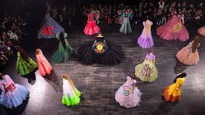 Viktor & Rolf's <b>Spring Summer 2019</b> couture Fashion Statements ...