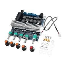 <b>TPA3116 2.1</b> DC 12V-24V 50W+50W+100W HIFI <b>Digital Audio</b> ...