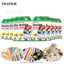 <b>Fujifilm Instax Mini</b> 9 белая пленка 10 200 листов для <b>FUJI</b> Instant ...