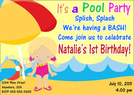printable pool party invitations gangcraft net pool party invitation templates printable birthday pool party invitations