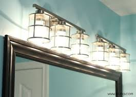 idea lighting ideas bathroom love these lights allenroth from lowes