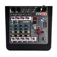 <b>Микшерный пульт ALLEN</b> & HEATH ZED6FX - купить в интернет ...