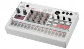 <b>MIDI</b>-<b>контроллер KORG Volca</b> Sample