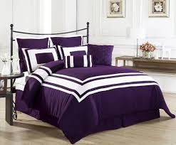 Silver And Purple Bedroom Bedroom Design Large Contemporary Bedroom Design With Purple