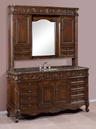 bath vanity hutch