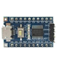 <b>STM8S103F3 STM8 Core board</b> Development Board with Micro ...