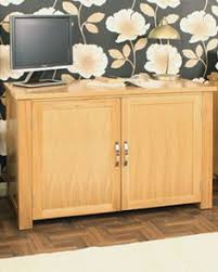 brand new innovative hidden home office desk designed to effortlessly hide computer equipment constructed using solid oak with veneers the overall brand innovative hidden