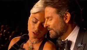 The Academy - OSCARS 2019 - <b>Lady Gaga</b> and <b>Bradley Cooper</b> ...
