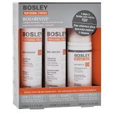 Bosley Набор для истонченных и <b>окрашенных</b> волос: шампунь ...