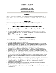 example financial analyst resume free sample entry level financial       financial analyst resume objective cover letter for