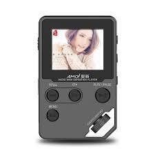 Yescool <b>C10</b> 8G Lossless Hifi MP3 Music Player <b>HD Screen</b> ...