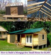 Build This Cozy Cabin For Under     cabin  cheap cabins  diy    Small Rustic Houses  D Tiny Houses  Smart Houses  Tiny House Plan Small Cottage  Small Cabins  Building A House Cheap  How To Build A House Cheap