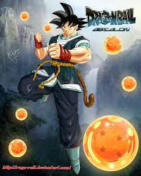 Primer capítulo Dragon Ball Absalon
